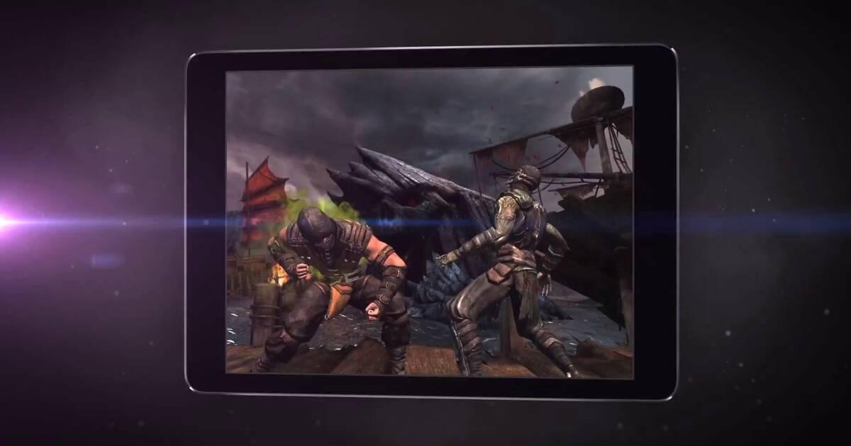 Anunciado Mortal Kombat X para iOS y Android
