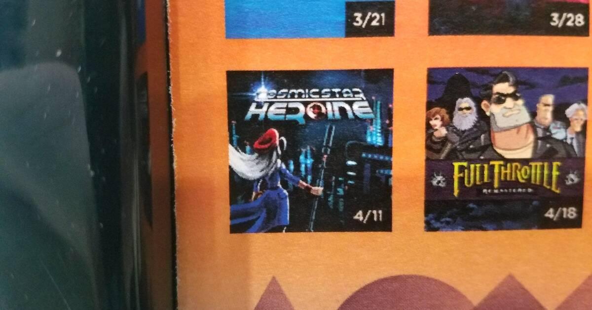 Cosmic Star Heroine se lanzará el 11 de abril