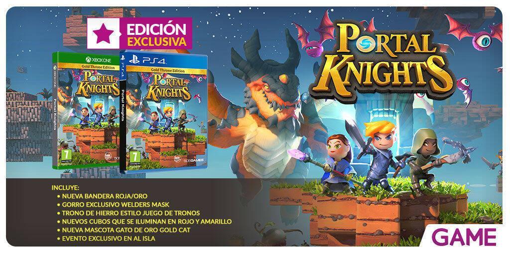 GAME detalla su edición exclusiva para Portal Knights