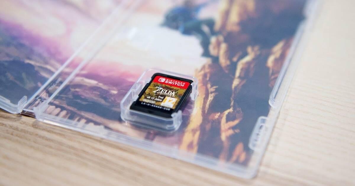 Las Tarjetas De 64gb Para Juegos De Nintendo Switch Se Retrasarian A