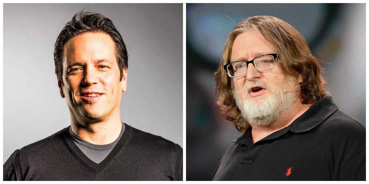 Gabe Newell agradece a Phil Spencer de Microsoft por traer Halo a PC