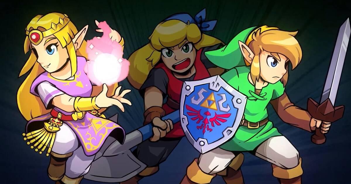 Tendremos un juego nuevo de Zelda esta misma primavera