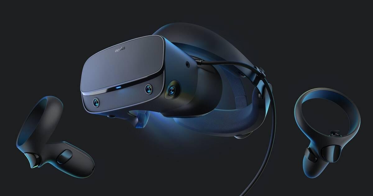 Así es Oculus Rift S, la nueva generación del casco VR