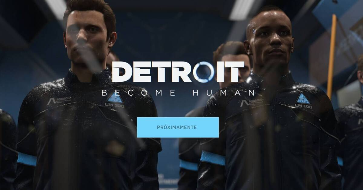 Become Human y Heavy Rain dejarán de ser exclusivas de PlayStation