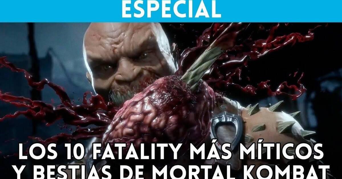 Mortal Kombat 11 anuncia tres nuevos personajes