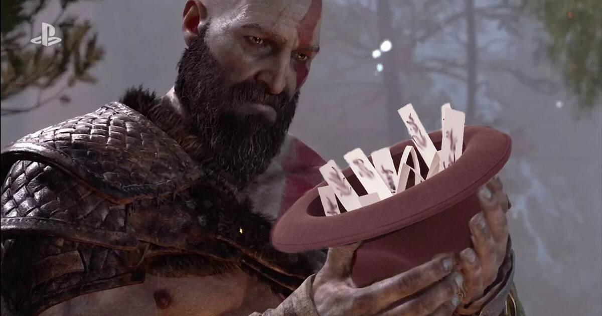 God of War pudo haber tenido un título muy diferente como saga