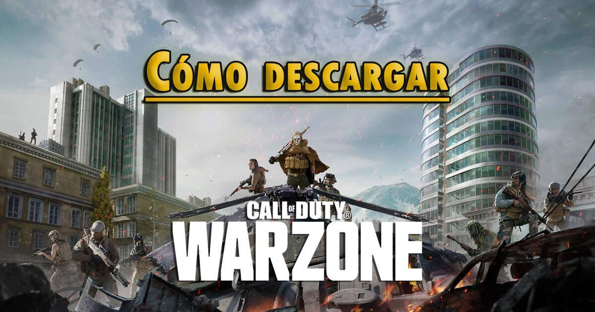 Cómo Descargar Call Of Duty Warzone Gratis Para Pc Ps4 Y Xbox One Vandal