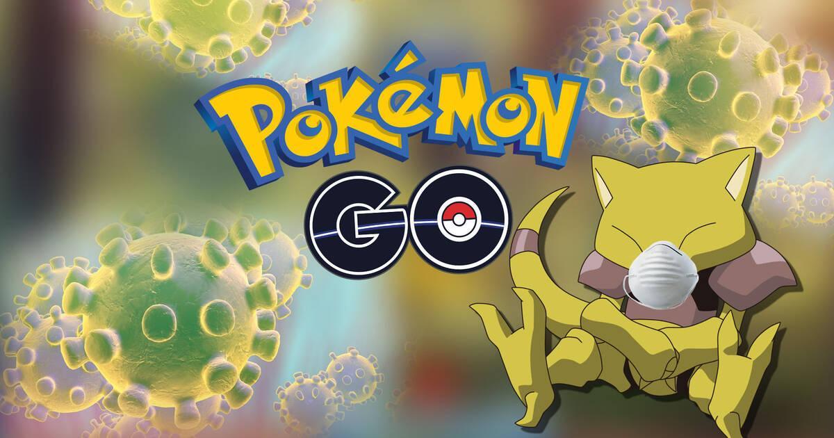 Pokémon Go crea estrategia contra el coronavirus