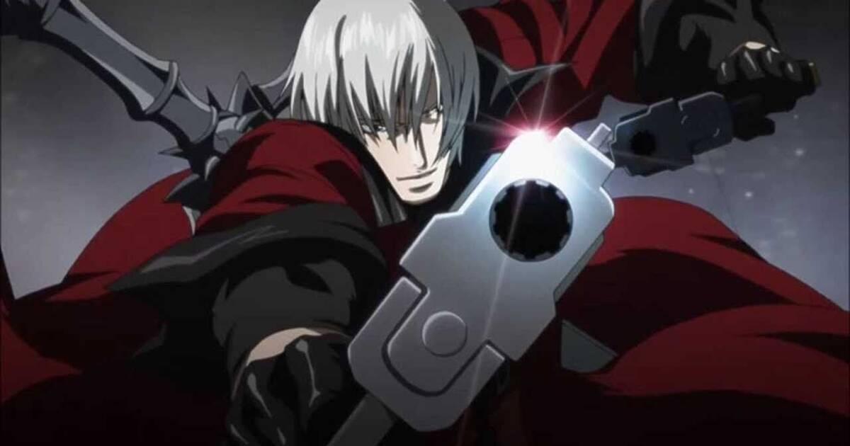 Devil May Cry Anime Stream