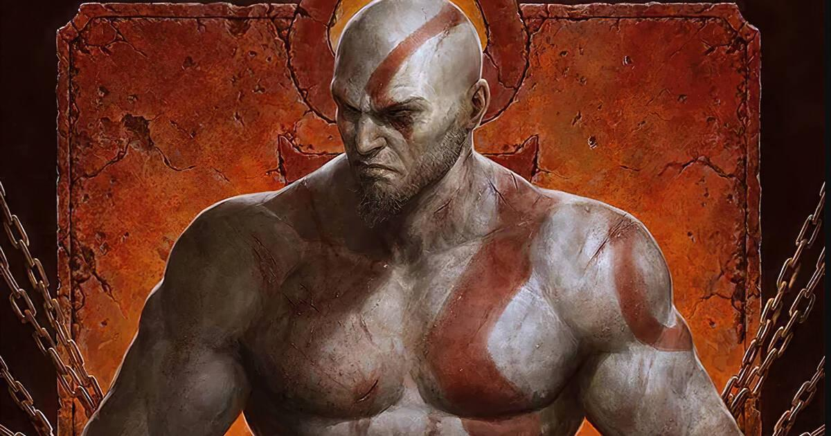 God of War: Fallen God, el cómic que conecta God of War III con el último juego