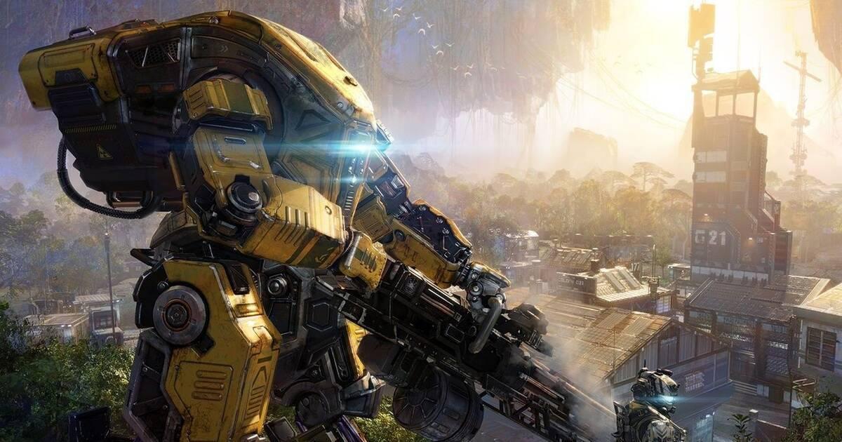 Titanfall 2 llega a Origin Access esta semana