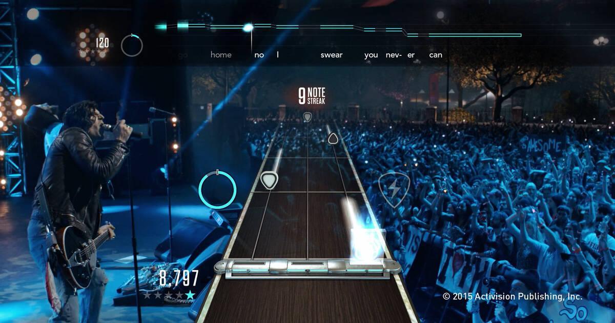 Avenged Sevenfold selecciona sus temas favoritos del rock para Guitar Hero Live