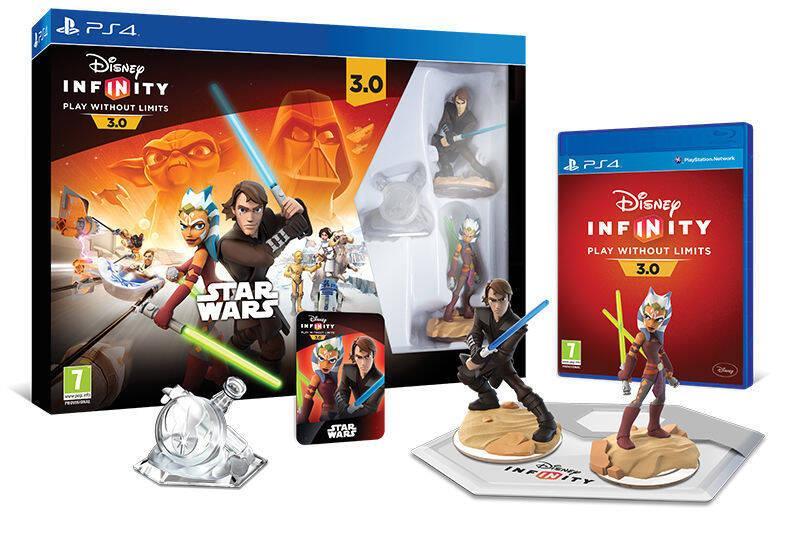 Boba Fett estará en Disney Infinity 3.0 para PlayStation