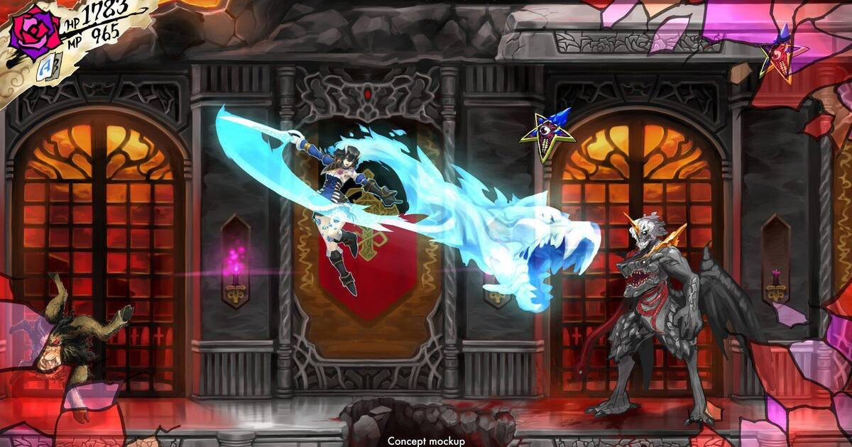 Anunciado Bloodstained: Ritual of the Night, el nuevo Metroidvania del creador de Symphony of the Night