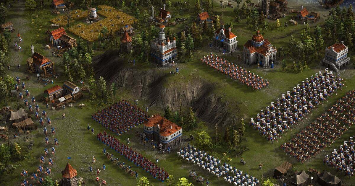 Cossacks 3 ya está disponible en Steam