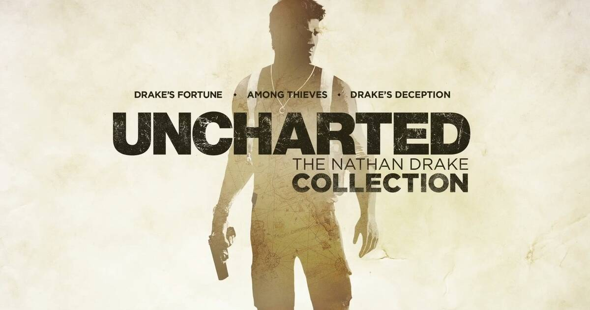 Uncharted: The Nathan Drake Collection llegará a PS4 el 7 de octubre