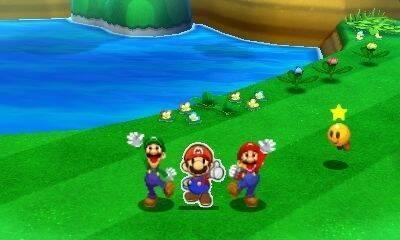 Casi cinco minutos de la jugabilidad de Mario Luigi: Paper Jam Bros. en su nuevo tráiler