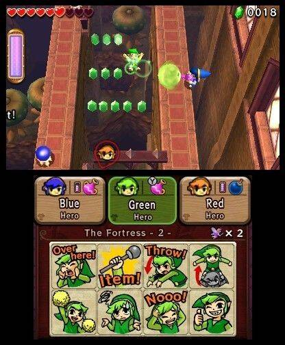 Nintendo No Sabe Todavia Donde Encajara The Legend Of Zelda Tri