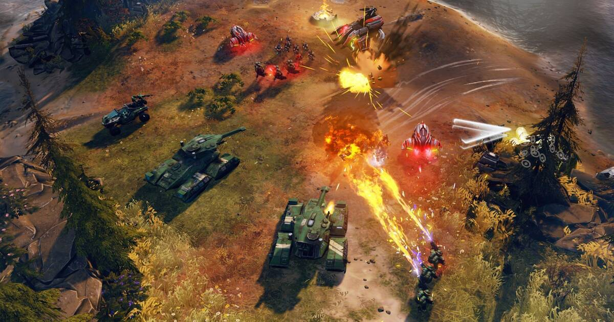 Halo Wars 2 detalla la expansión Awakening the Nightmare