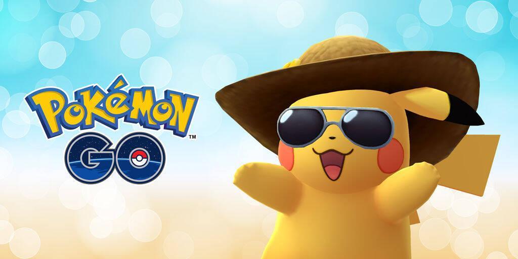Pokémon GO añade a Celebi y nuevo Pikachu en su 2º aniversario