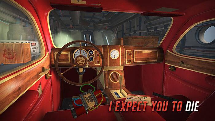 I Expect You To Die gana el premio a la mejor experiencia en Oculus Connect 2