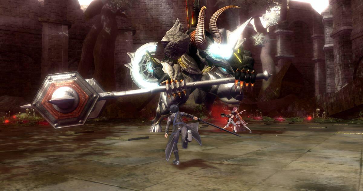 Sword Art Online: Hollow Realization llegará este otoño a PlayStation 4 y PS Vita