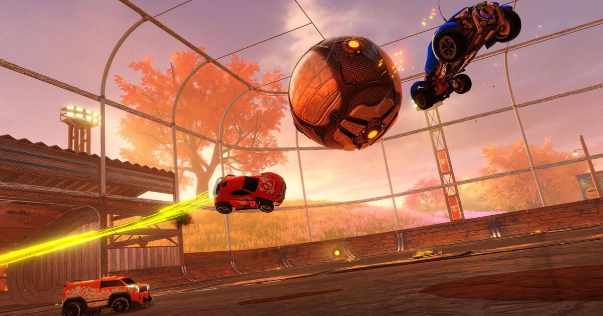 Rocket league detalla las novedades del parche de oto o for Las novedades