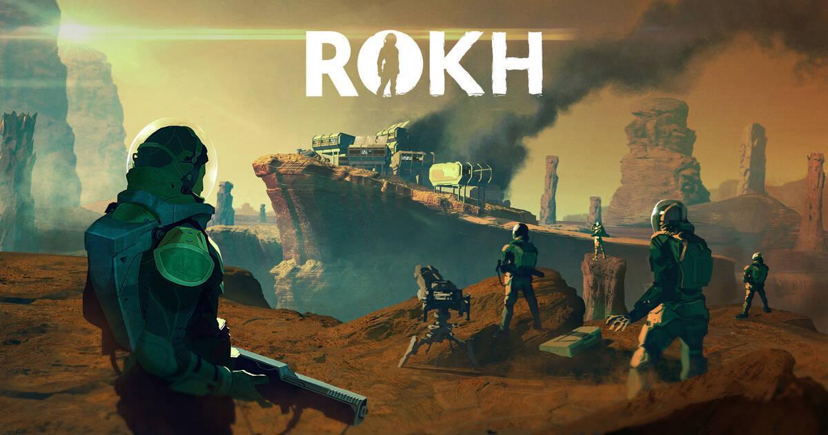 Presentado Rokh, un juego de acción y supervivencia ambientado en Marte para PC