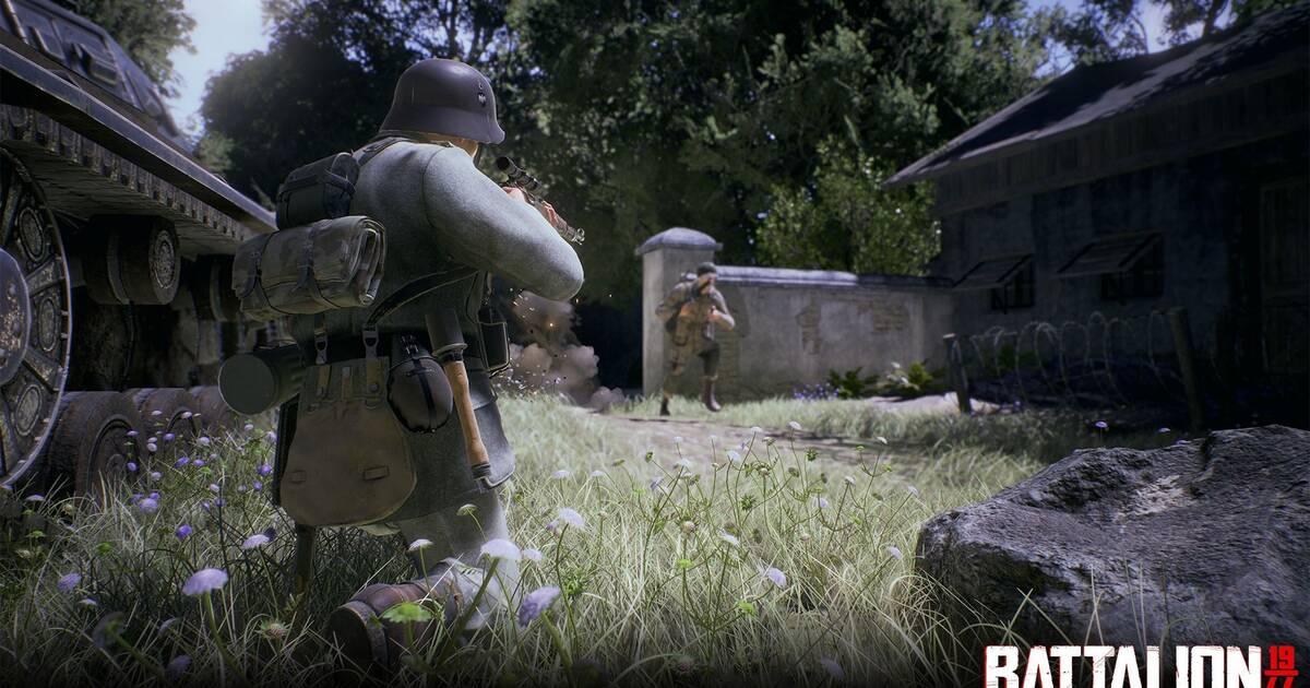 Battalion 1944 se pondrá a la venta en 2018 a precio reducido