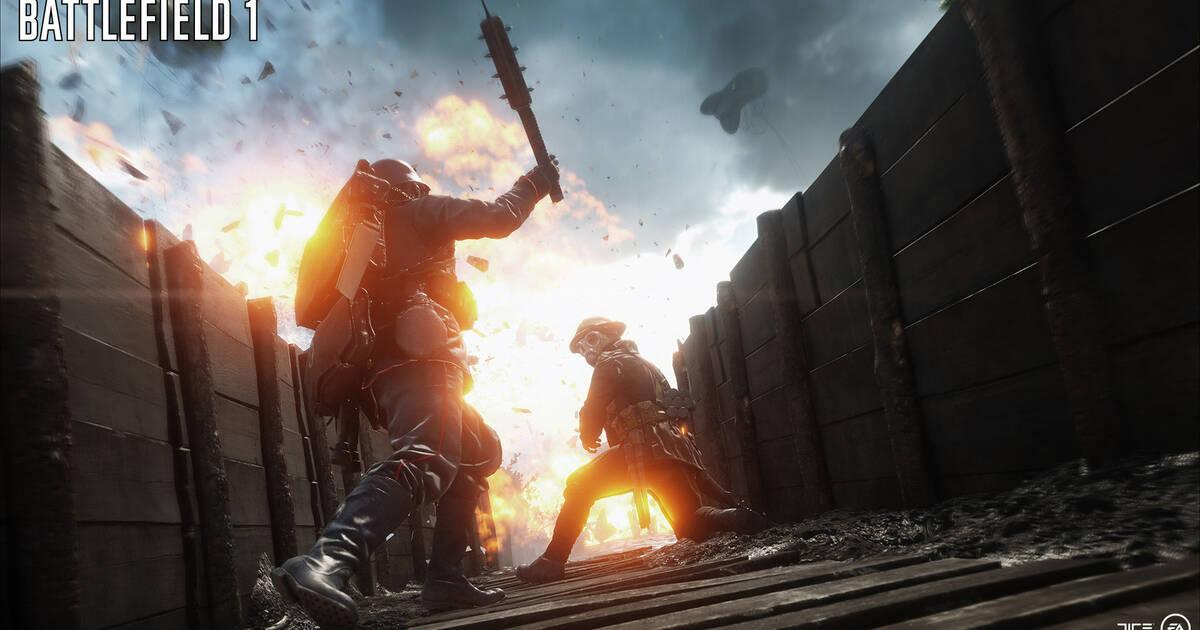 Battlefield 1 no tiene mujeres porque los chicos 'no lo encontrarían creíble'