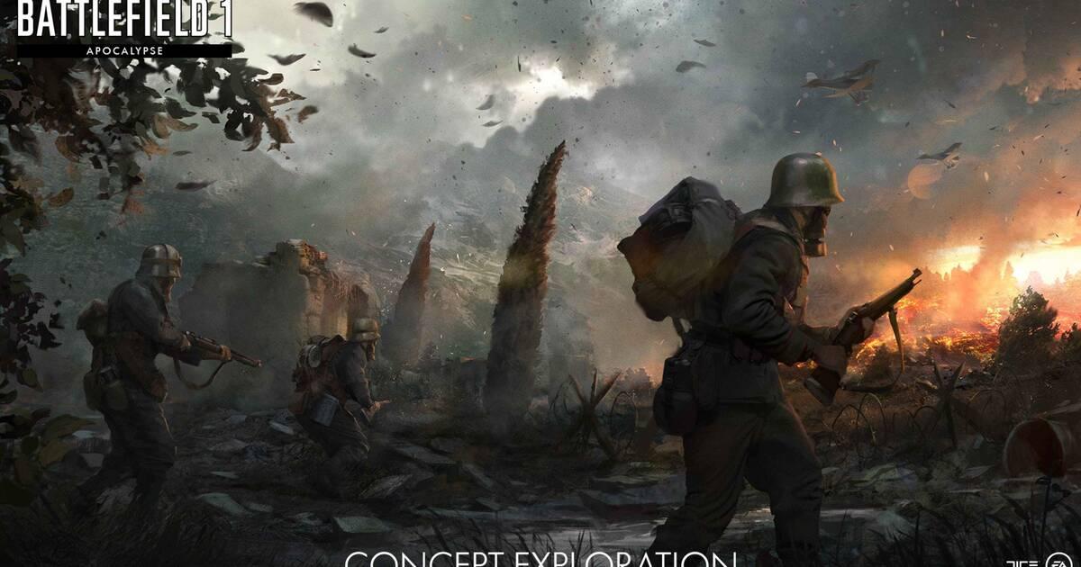 Ya disponible gratuitamente el Premium Pass de Battlefield 1