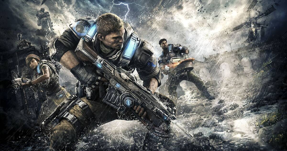 Consigue gratis Gears of War 4 por la compra de una tarjeta GeForce GTX 1070 o GTX 1080