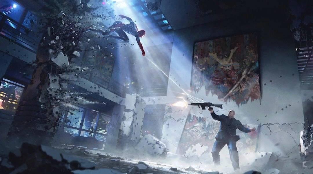Spider-Man para PS4 llega a su etapa Gold