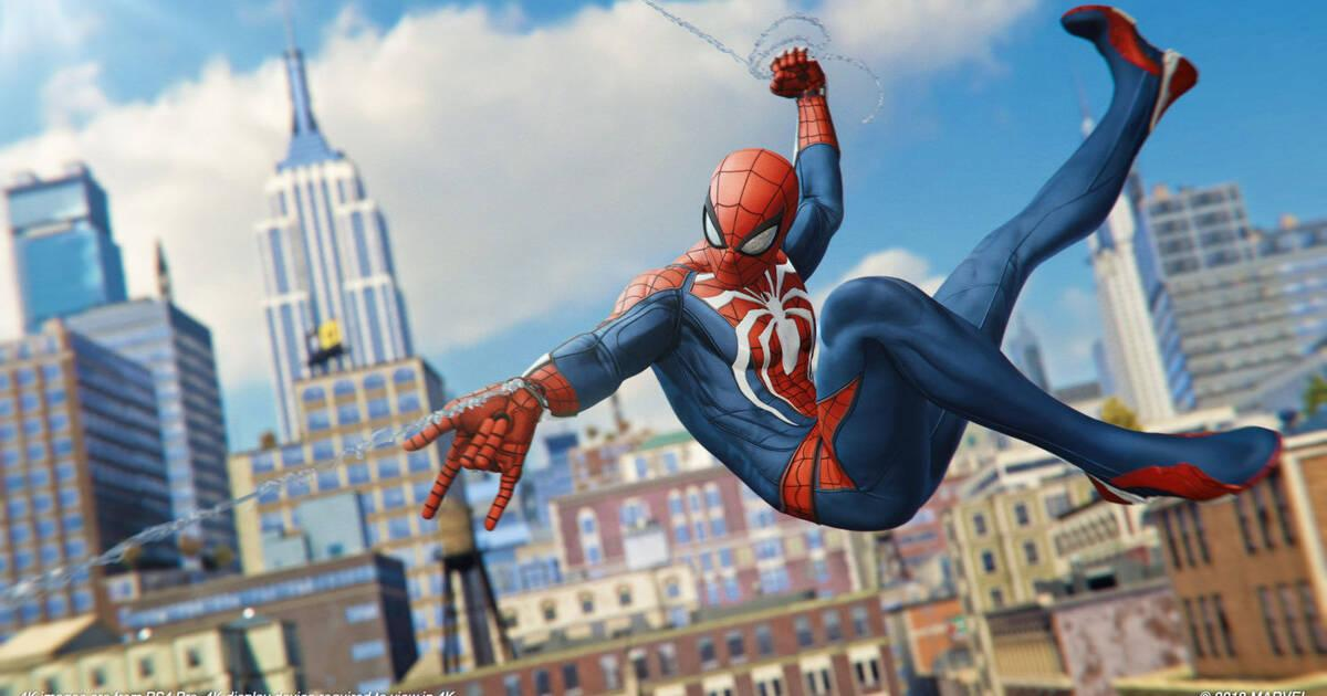 El primer DLC de Spider-Man llegará el 23 e Octubre