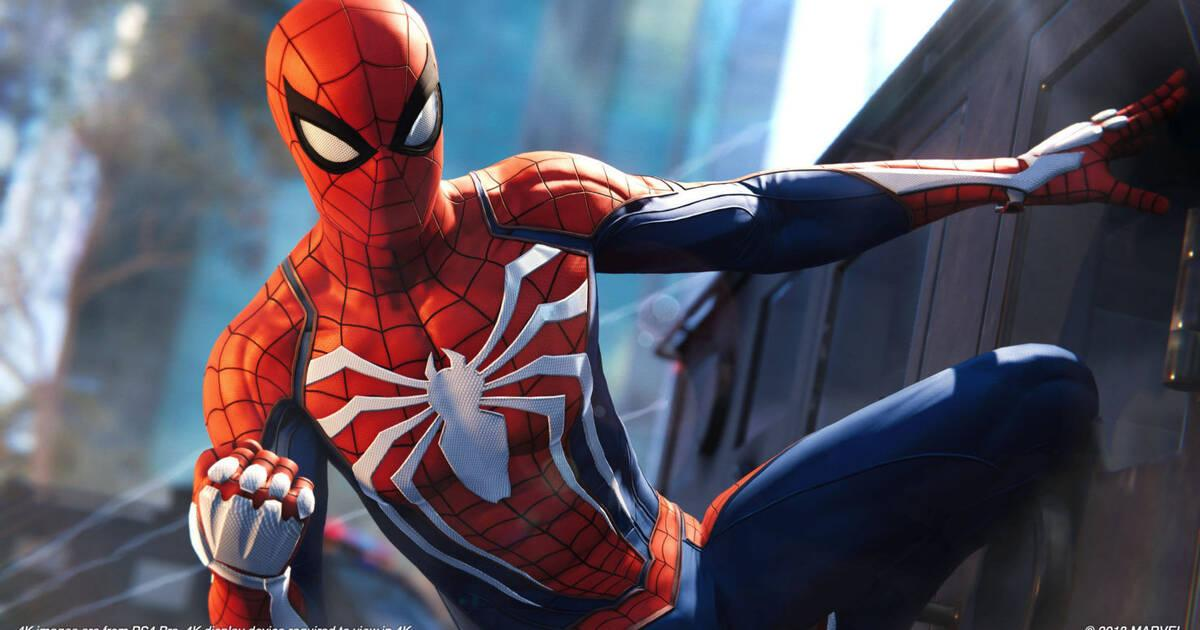 Marvel's Spider-Man es el first-party de Sony más rápido vendido