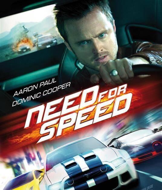 La película de Need for Speed llega a los cines españoles