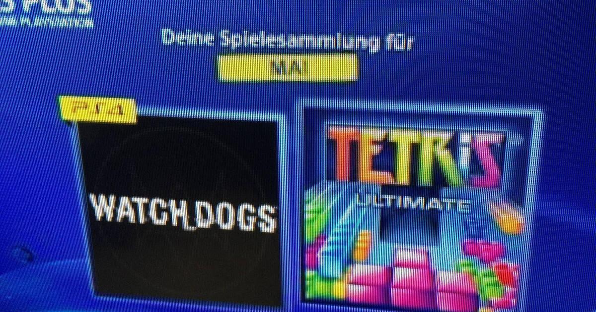 Watch Dogs Y Tetris Ultimate Podrian Ser Los Proximos Juegos Para