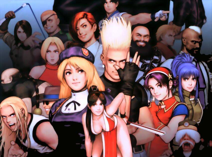 the king of fighters 2000 ps4