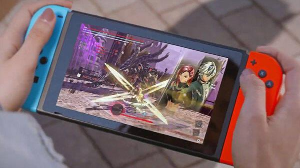 God Eater 3 llegará a Nintendo Switch en julio