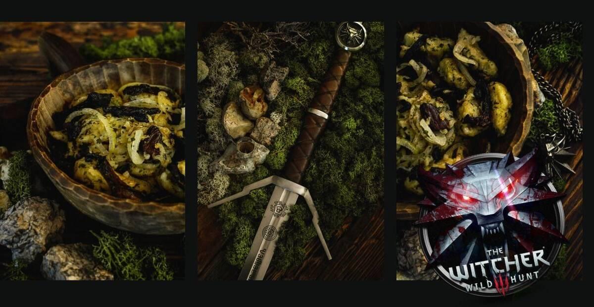 Para abrir boca: Comparten recetas inspiradas en el mundo de The Witcher