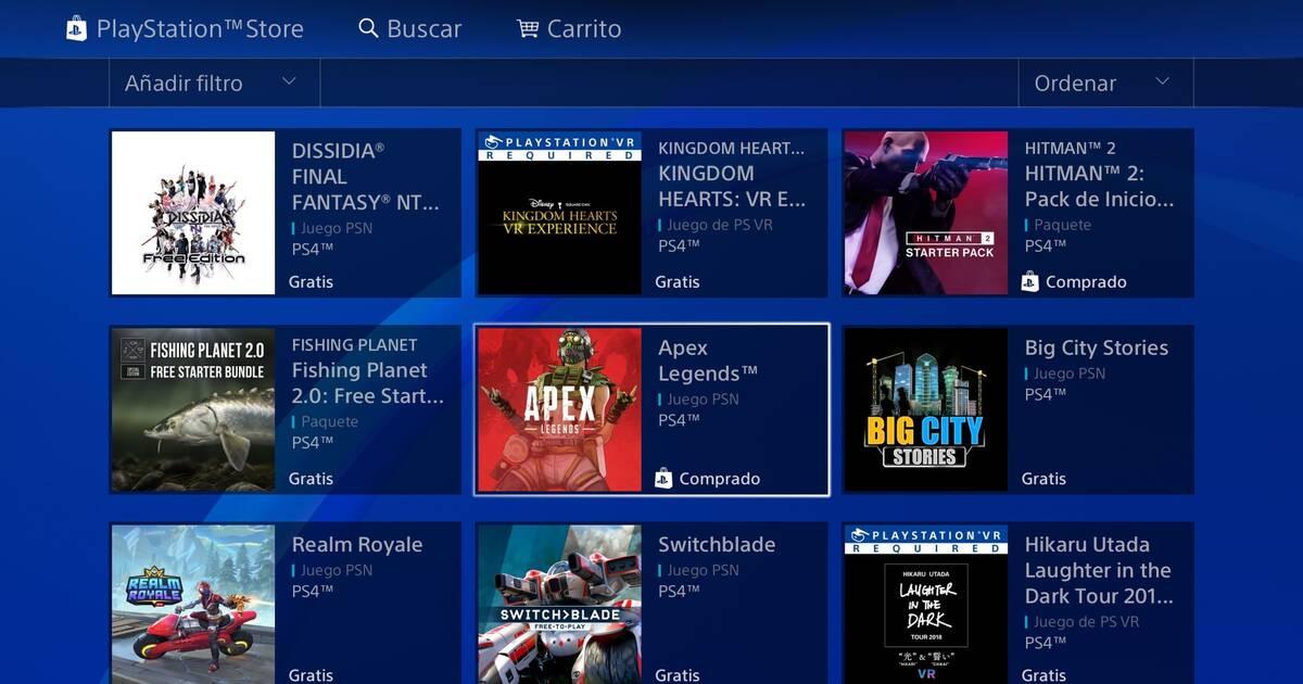 Todas Las Demos Y Juegos Gratis De Ps4 Para Descargar Listado Vandal