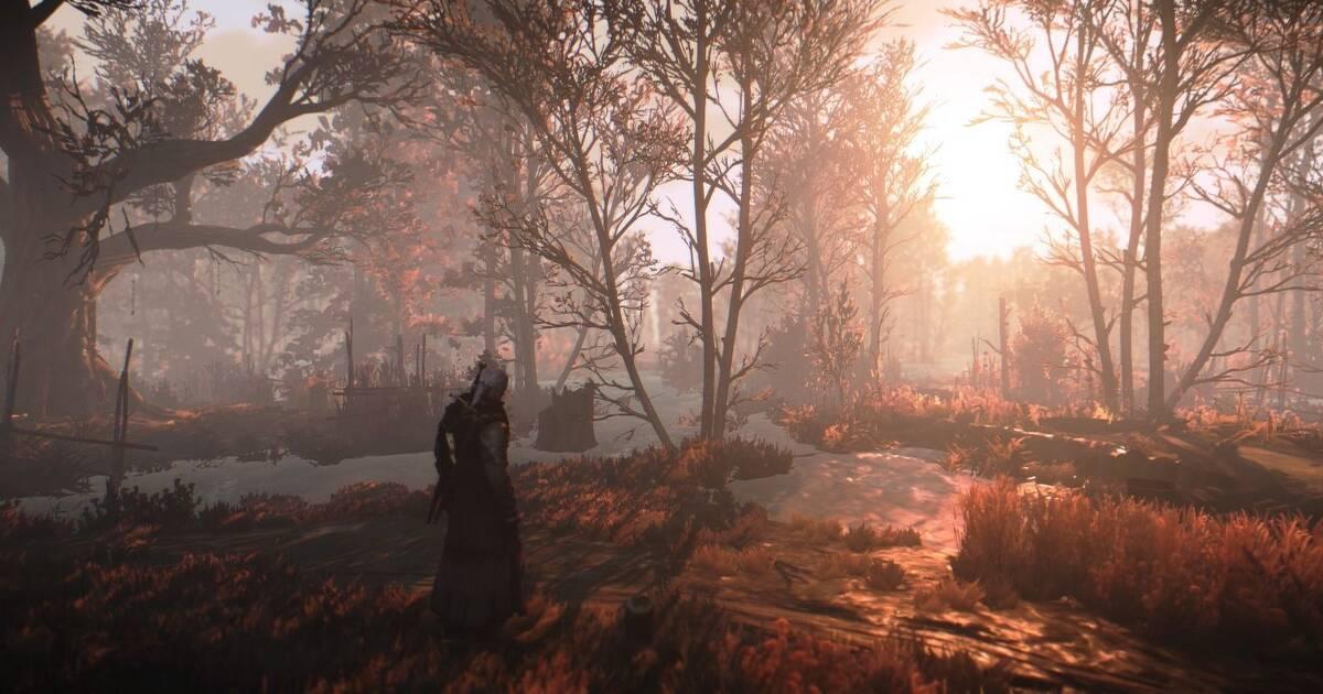 The Witcher 3 luce espectacular gracias al mod Black Unicorn Reshade