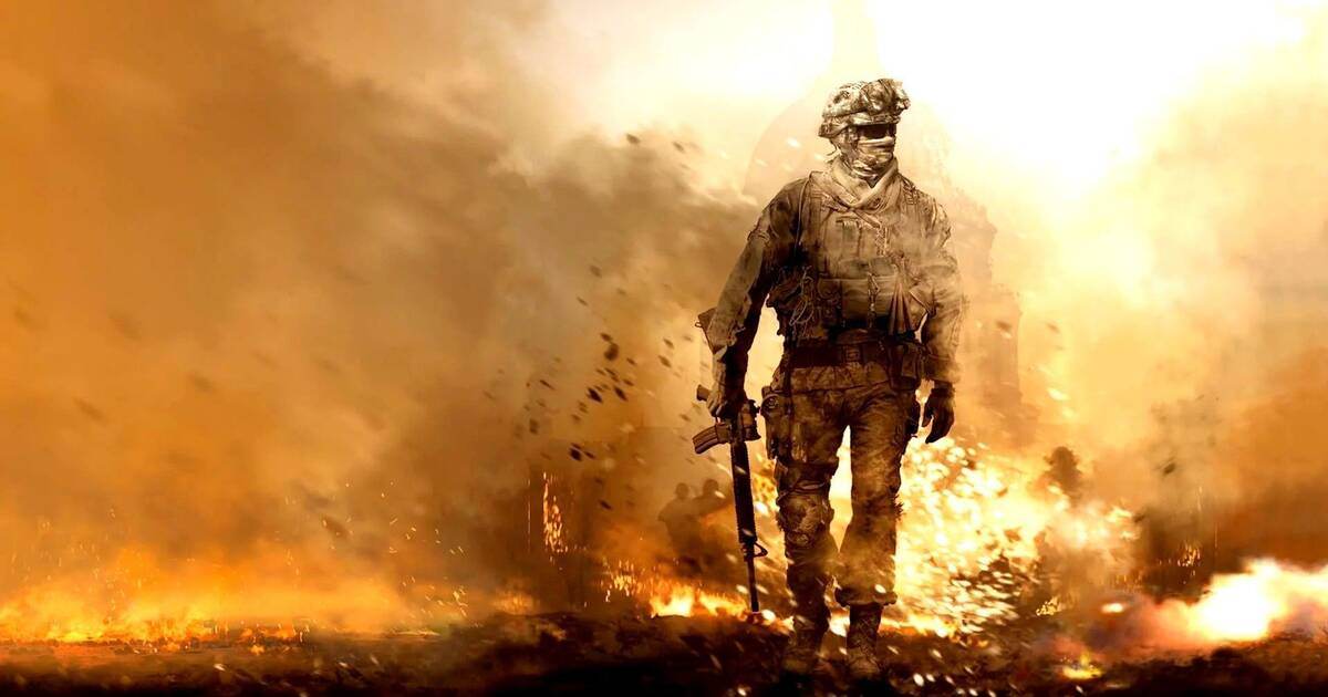 ¡El remaster de Call of Duty: Modern Warfare 2 ya está disponible!