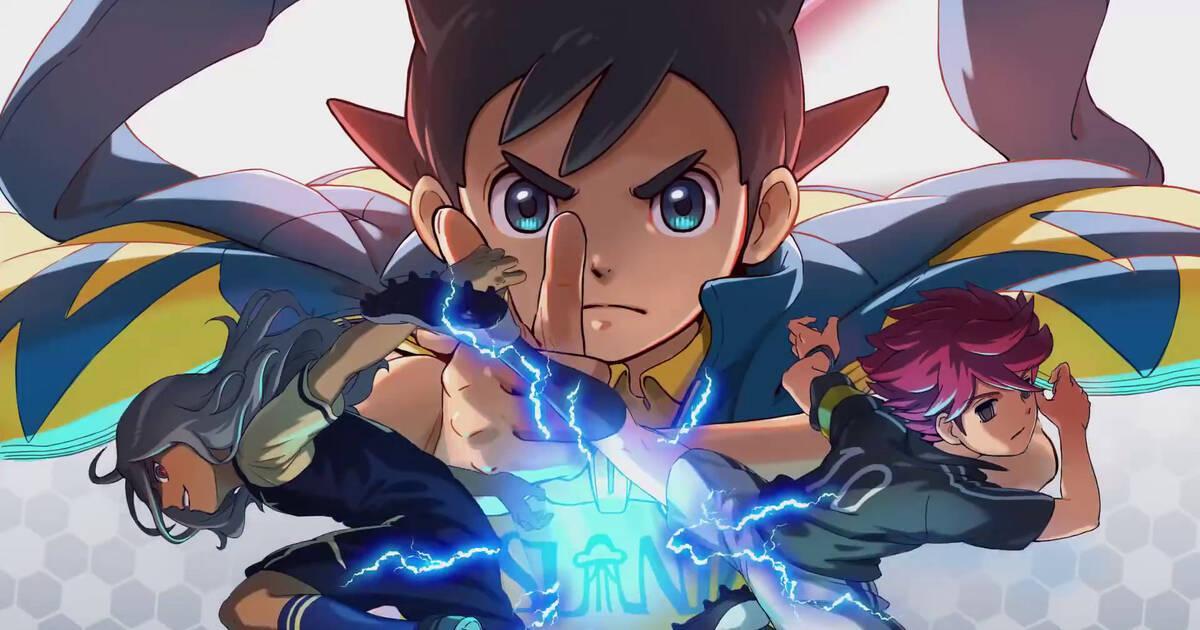 Inazuma Eleven: Great Road of Heroes vuelve a retrasarse y reinicia su desarrollo