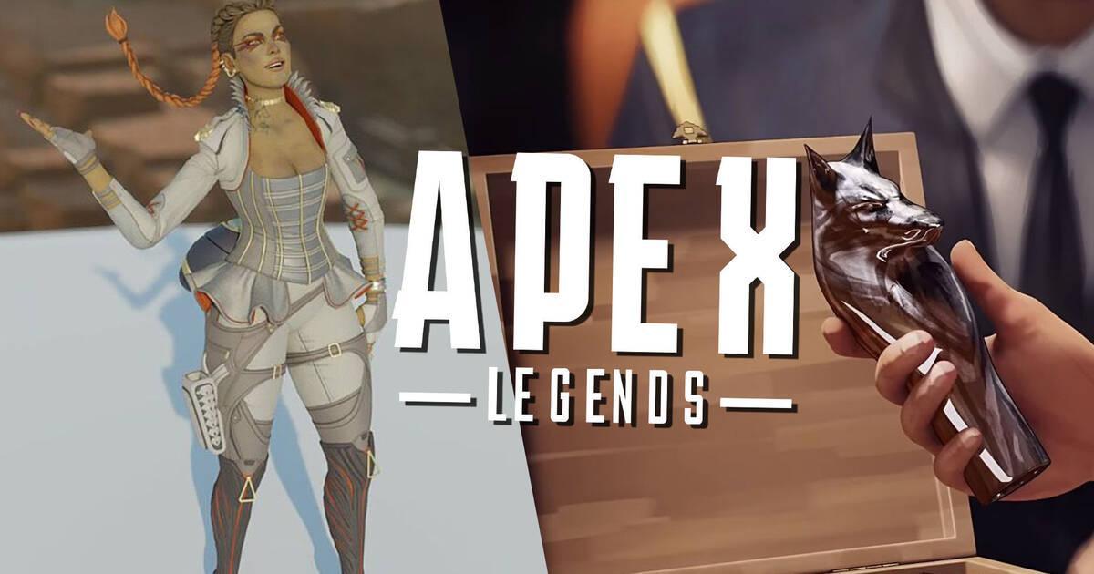 Apex Legends Se Filtran Imagenes Y Habilidades De Loba La Nueva