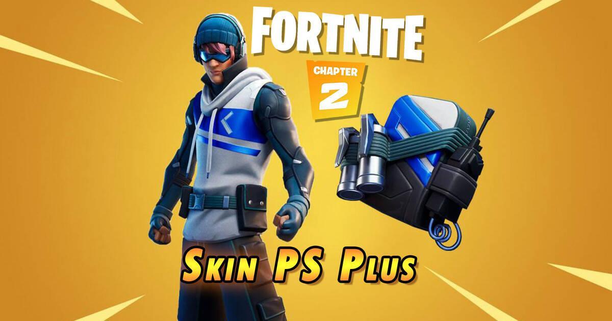 How To Get The Free Ps4 Skin On Fortnite Fortnite Los Suscriptores De Ps Plus Recibiran Gratis Un Nuevo Pack De Skins Vandal