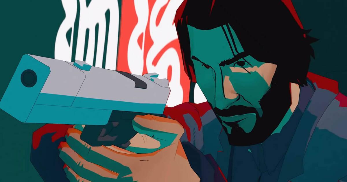John Wick Hex llega a PS4 el 5 de mayo