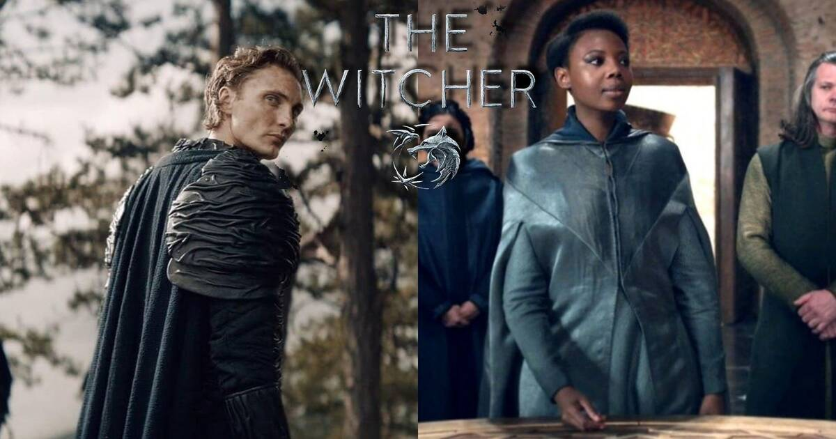 The second season of The Witcher on Netflix will delve into Cahir ...
