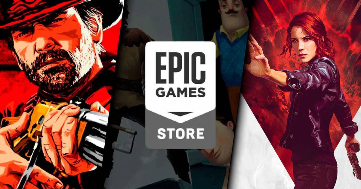 Hob gratis en la Epic Store
