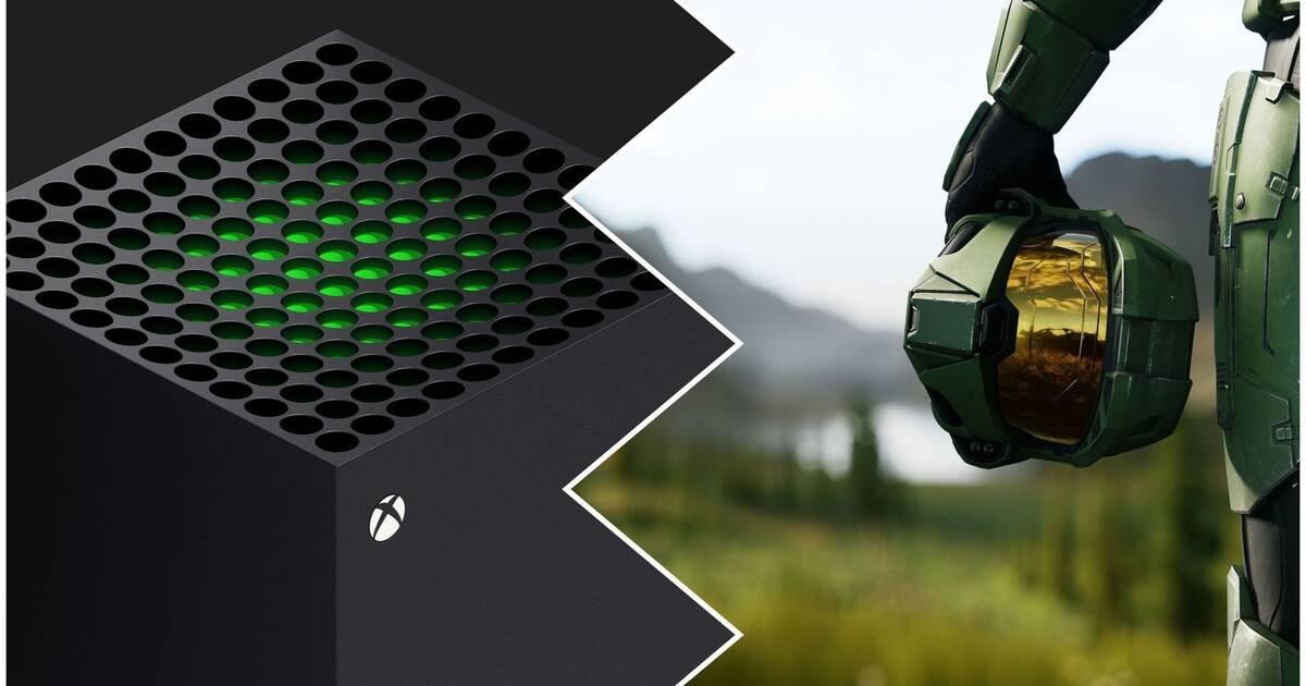 Xbox Series X no se retrasará para Halo Infinite